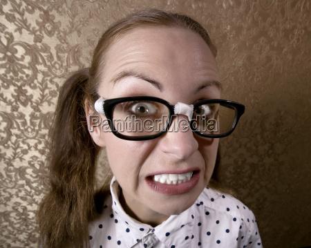 nerdy, girl - 1365077