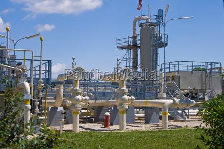 gas, plant - 1367101