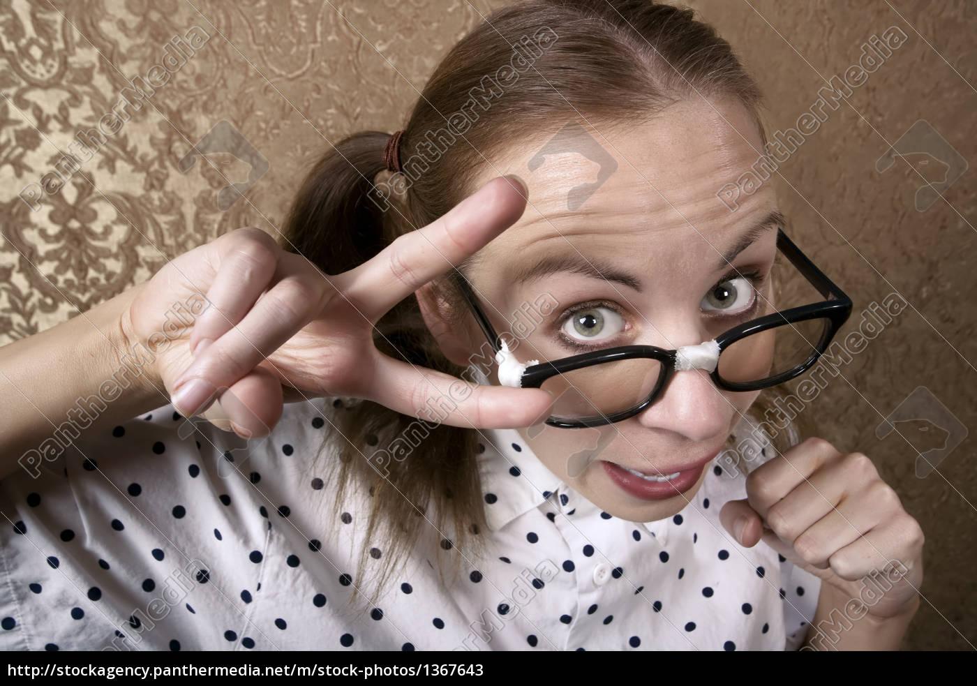 nerdy, girl - 1367643