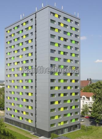 facade, house, silver, metallic - 1368739