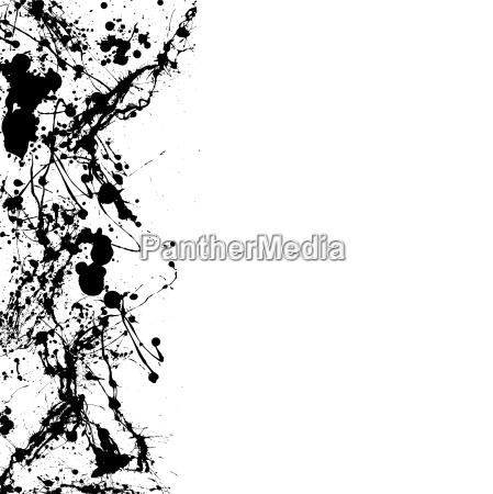 ink, splat, dribble - 1369903