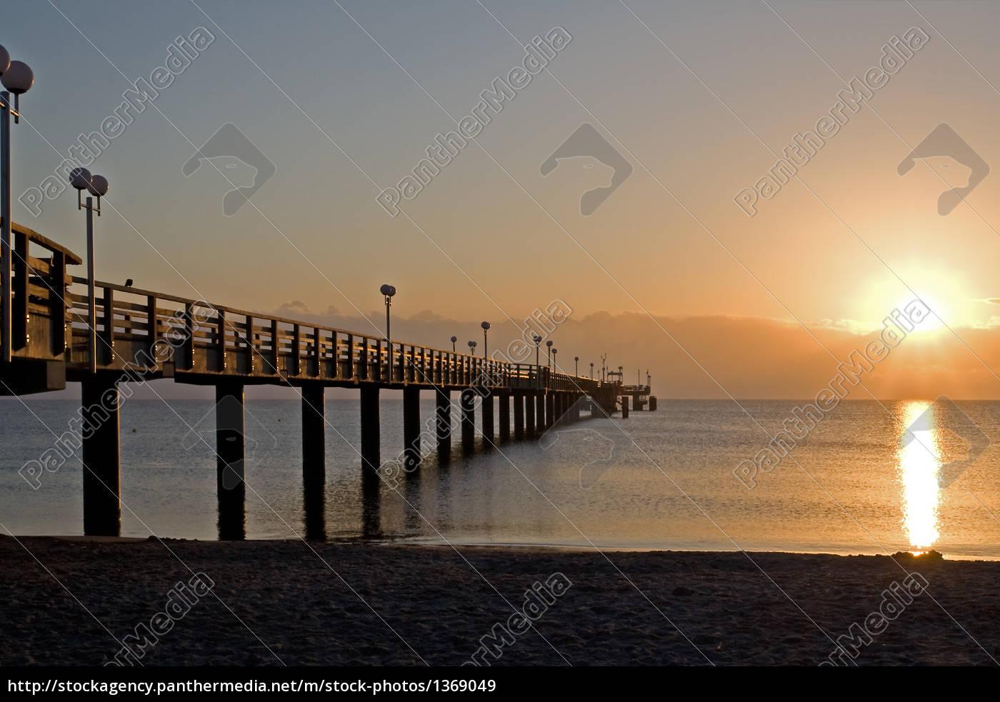 pier, in, binz - 1369049