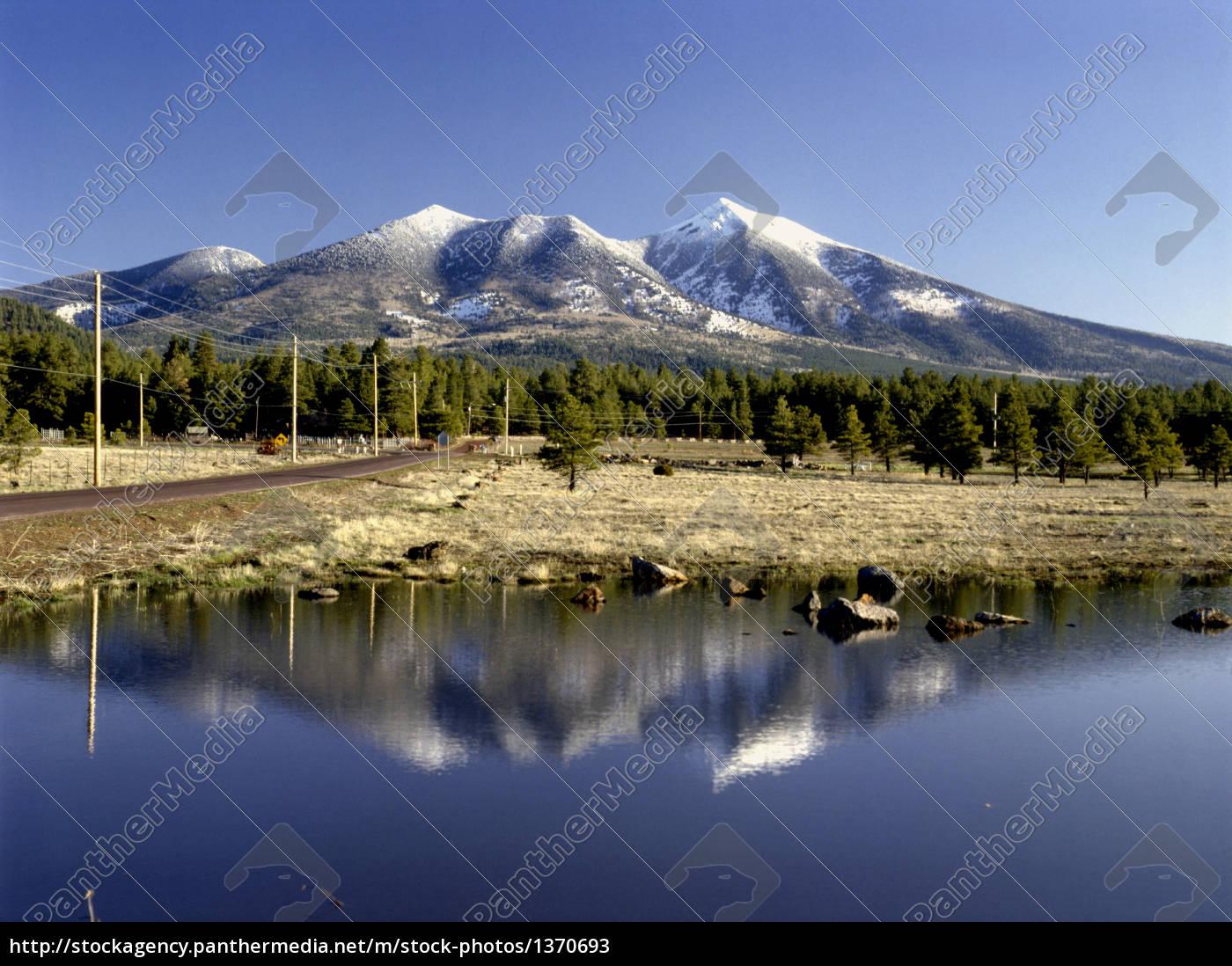 san, francisko, peaks, , arizona - 1370693