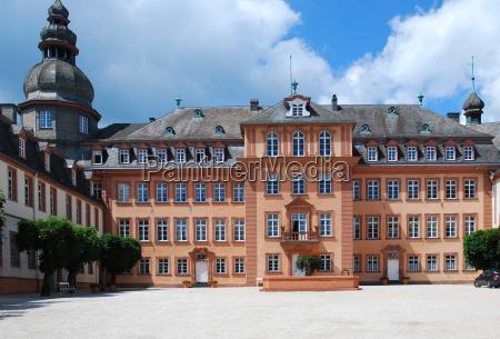schloss, sayn, wittgenstein, bad, berleburg - 1370971