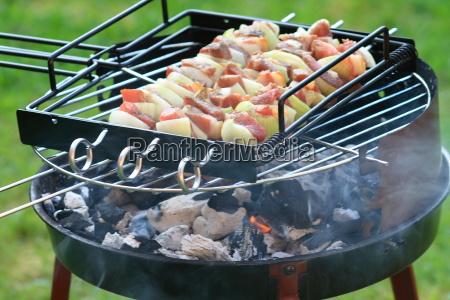 skewer, grilled - 1371321