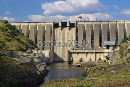 hydroelectric plant hydroelectric power plant