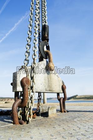lifting, winch - 1373217