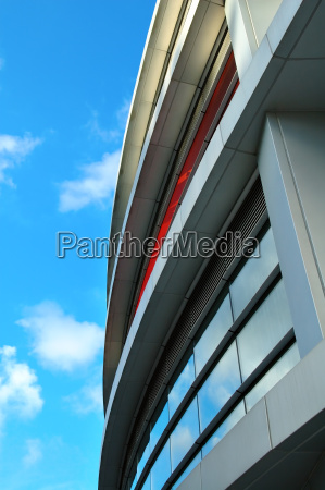 exterior, of, commercial, building - 1374547