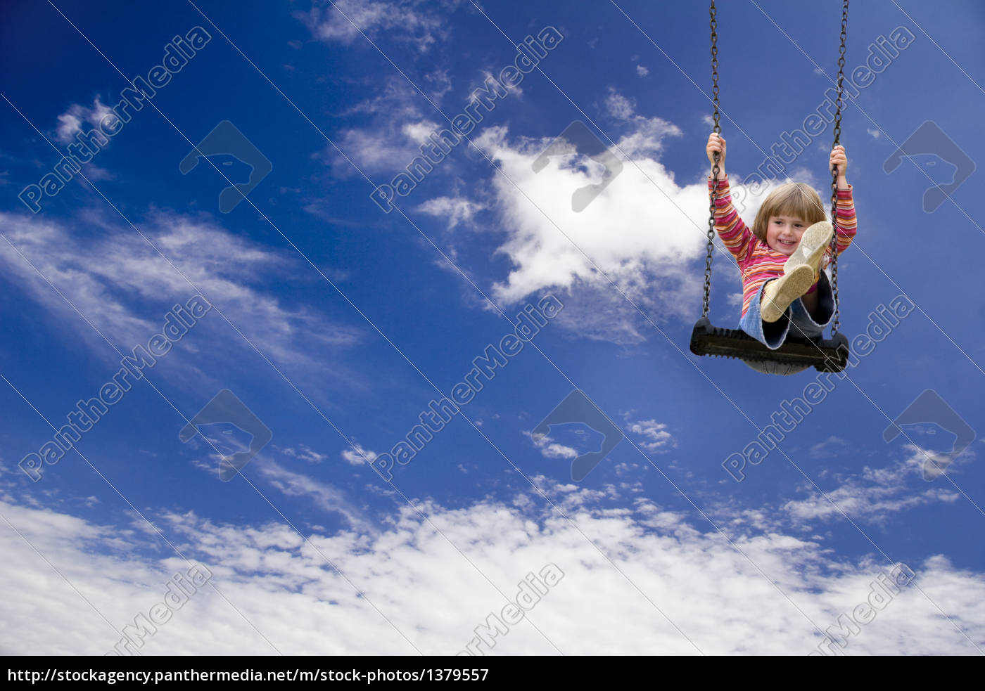 cloud, swing - 1379557