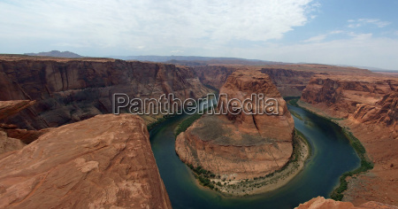 horseshoe bend panorama
