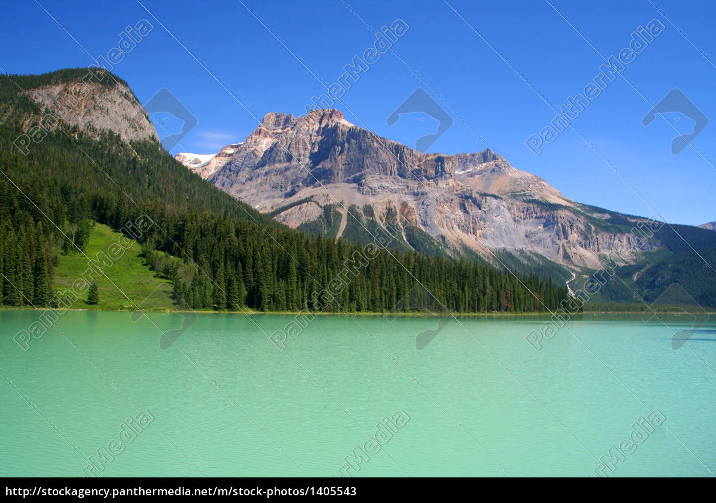 emerald, lake, , yoho, national, park, , canada - 1405543
