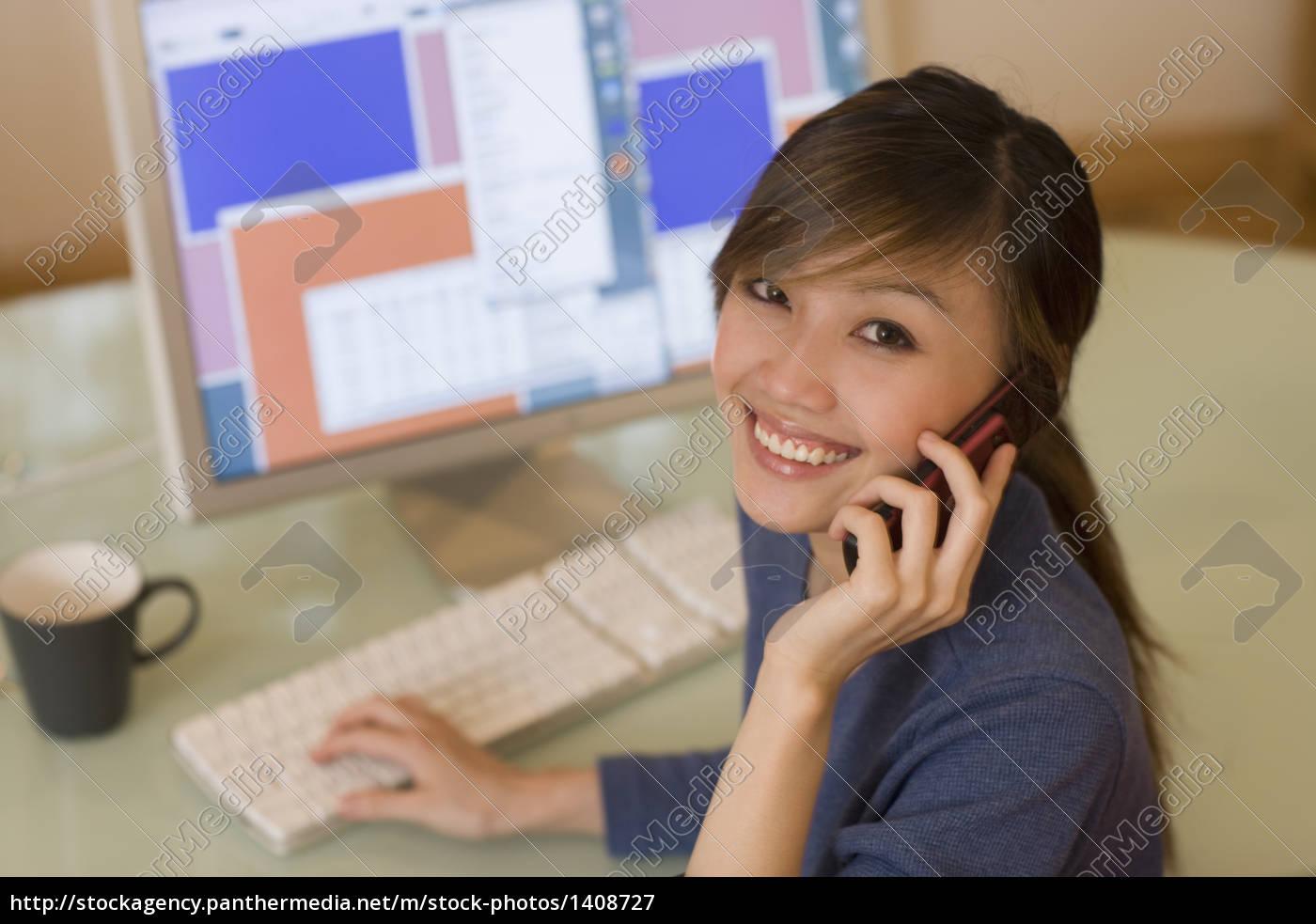 woman, office, beautiful, beauteously, nice, business dealings - 1408727
