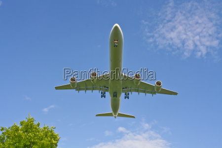 airbus a 340 300 at the