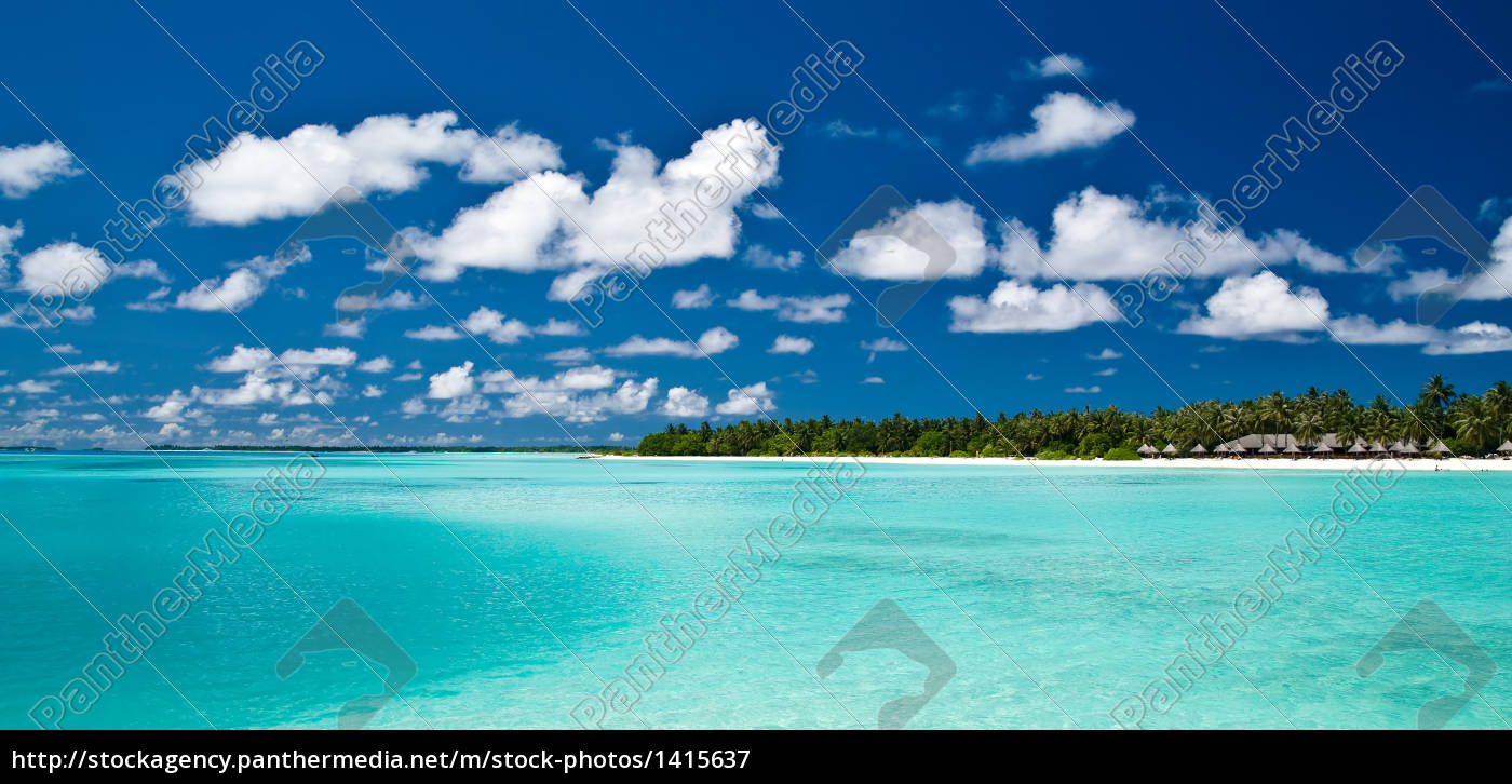 tropical, island - 1415637