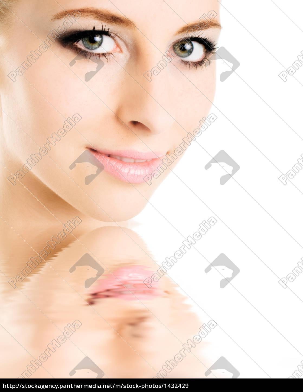 beautiful, woman - 1432429