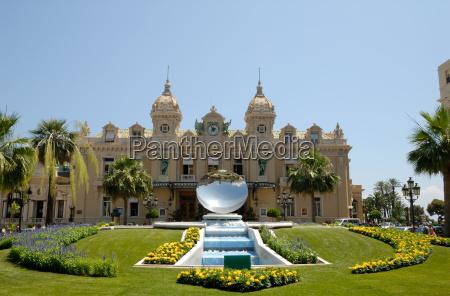monte, carlo, casino, in, monaco - 1434349