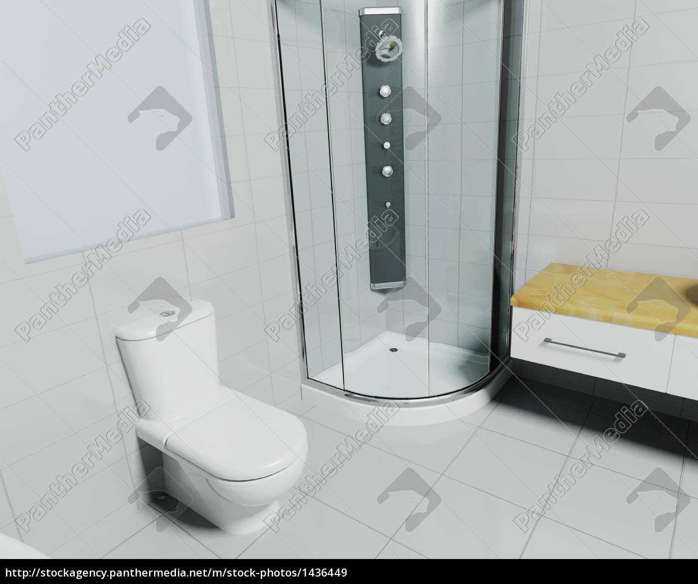 contemporary, bathroom - 1436449