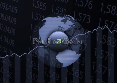 gain on the stock exchange