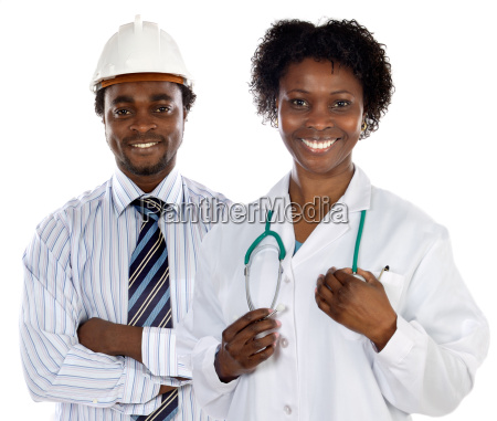 african, americans, doctor, and, engineer - 1452421