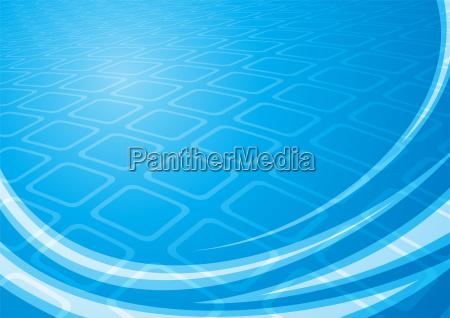 blue, squares - 1458641