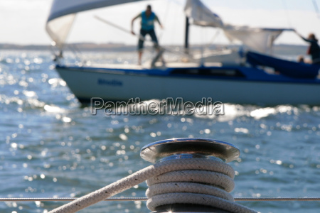 sailing manoeuvres