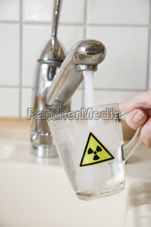 radioactivity in drinking water