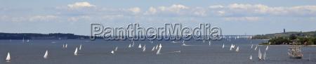 sailing panorama