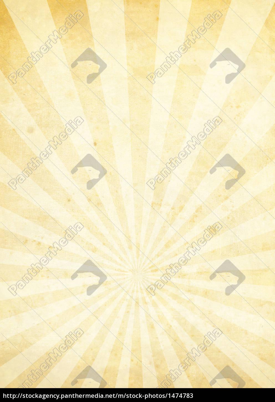radiate, crinkled, cream - 1474783