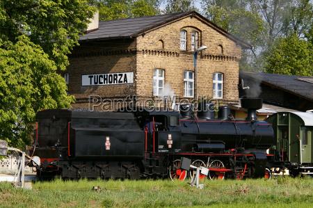 poland tr 12 steam locomotive wolsztyn
