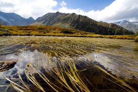 environment enviroment mountains grasses tyrol scenery