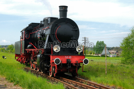 steam locomotive drg 562 poland