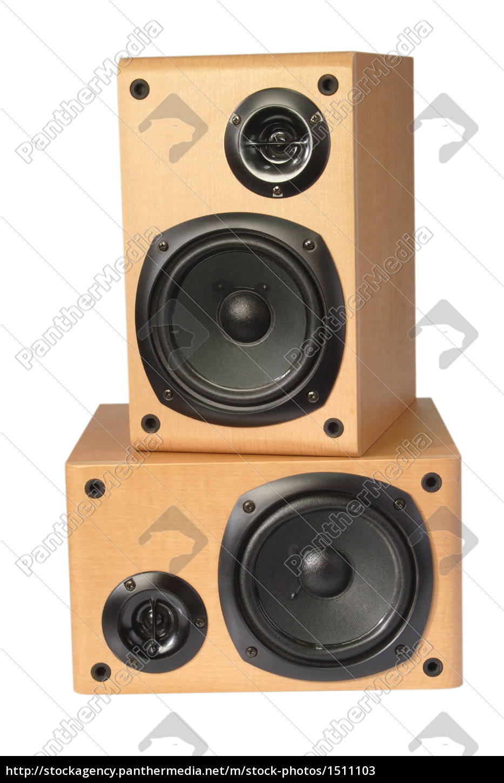 loudspeakers - 1511103