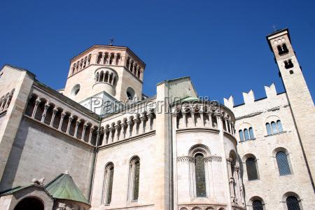 cathedral of san vigilio in trento