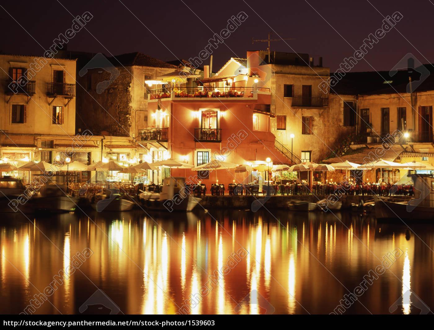 evening, in, crete - 1539603