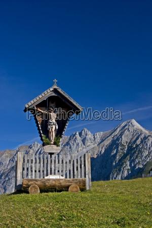 austrians hiking tyrol mountain