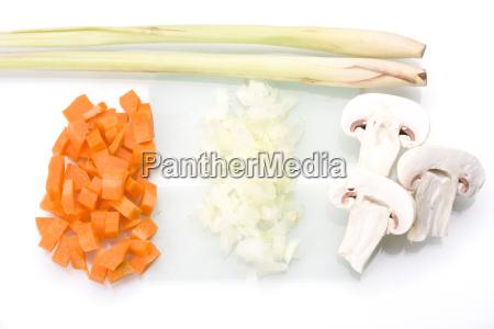 diced, vegetables - 1548561