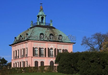 baroque copper roof dresden style of