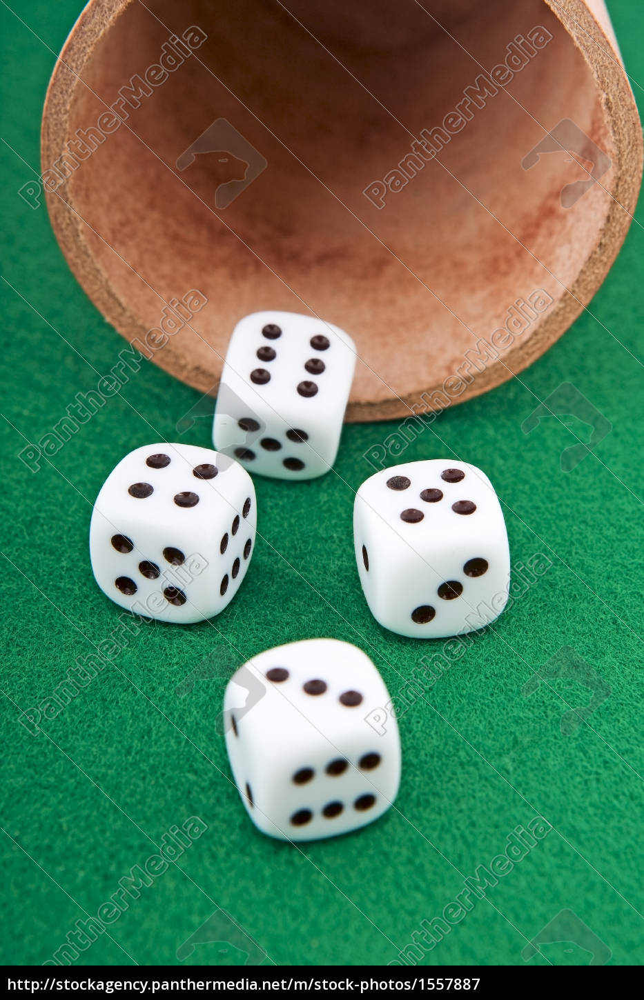 dice, cup, with, cube - 1557887