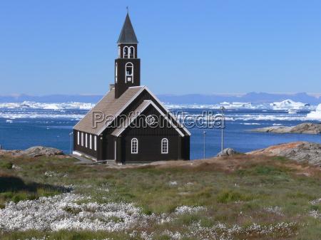 ilulissat church