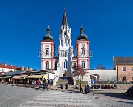 basilica mariazell
