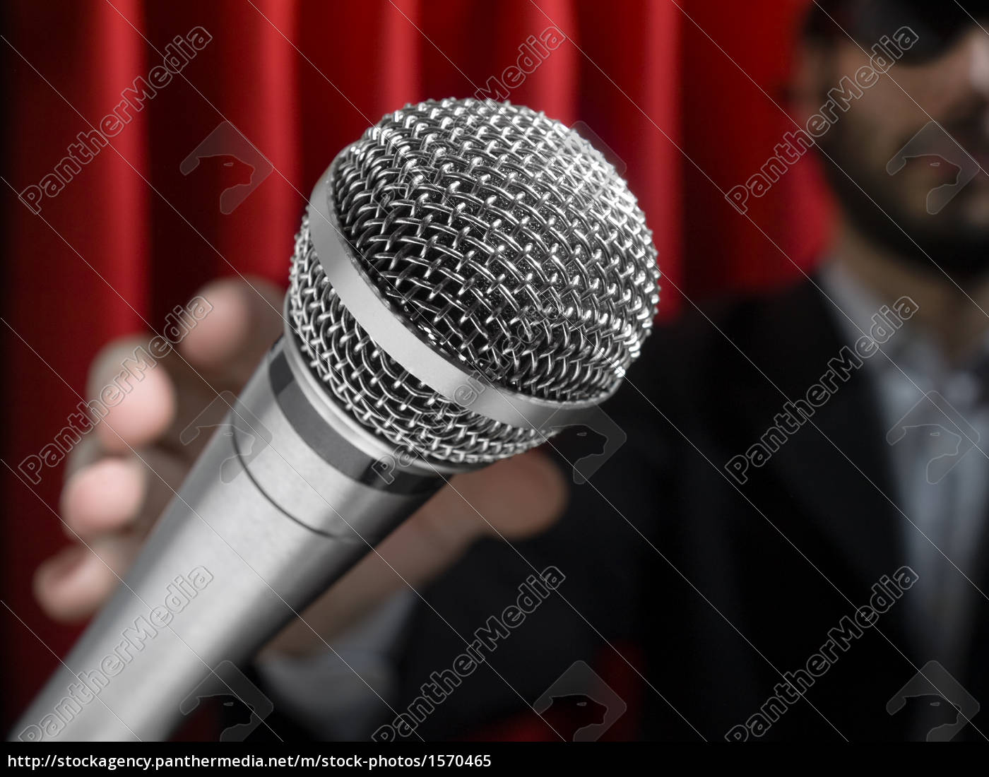 grab, the, mic - 1570465