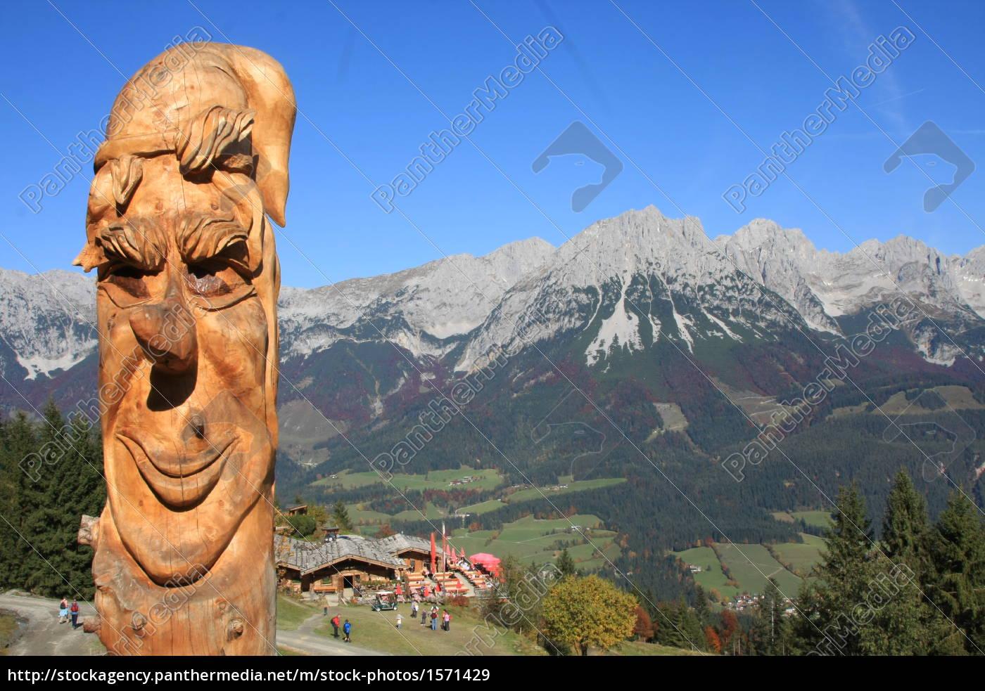 rübezahlalm, wilder, kaiser - 1571429