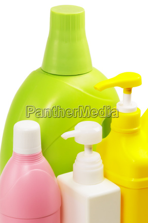 coulored, plastic, bottle - 1583547