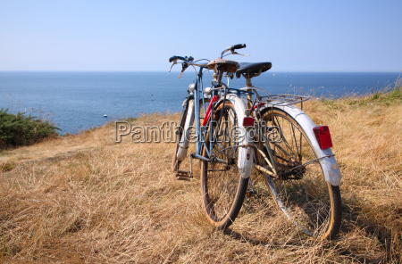 attached, bicycles - 1595481