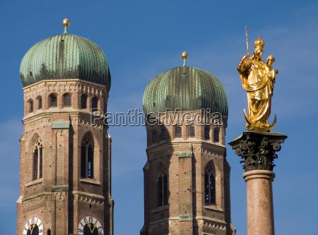 frauenkirche munich