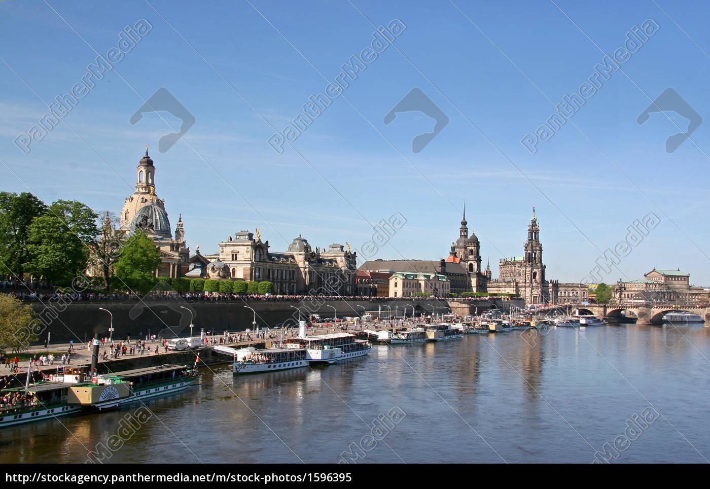 historic, dresden - 1596395