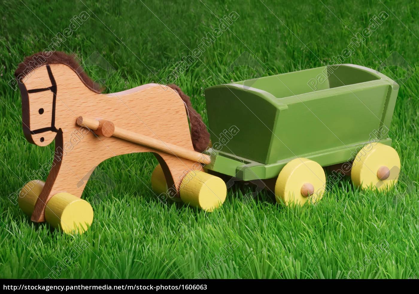 horse, cart - 1606063