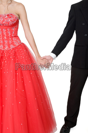 boy and girl formal