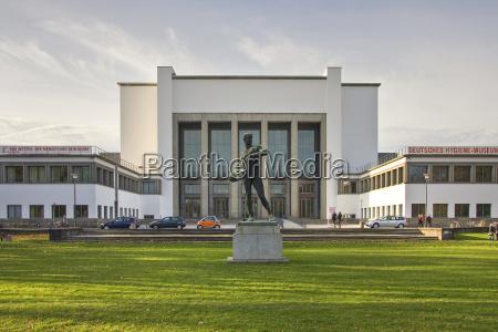ciencia museo sajonia dresde higiene