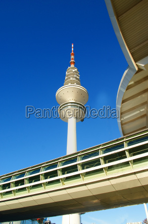torre feria hamburgo la torre de